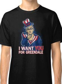 Uncle Dean wants YOU Classic T-Shirt