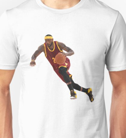 LeBron Unisex T-Shirt