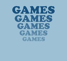 'Games' tee from Adventureland Unisex T-Shirt