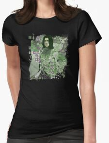 Portrait of a Potions Master Womens Fitted T-Shirt