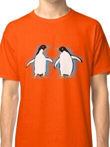 Dancing Penguins Classic T-Shirt