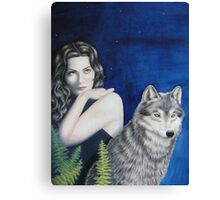 Kindred Spirit Canvas Print