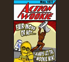 Always let the Wookie win. T-Shirt