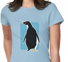 Proud Penguin Womens Fitted T-Shirt