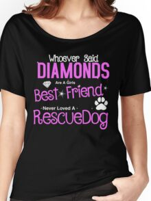 Rescue Dog Women's Relaxed Fit T-Shirt
