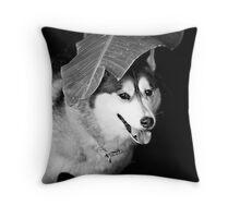 Little Tigress Throw Pillow