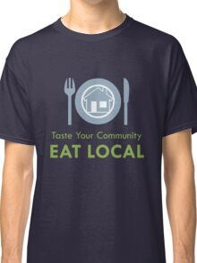 Taste Your Community Classic T-Shirt