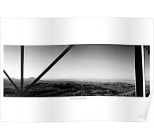 Spruce Mountain Lookout Point Poster