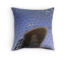 Victoria Square Dome, Belfast Throw Pillow
