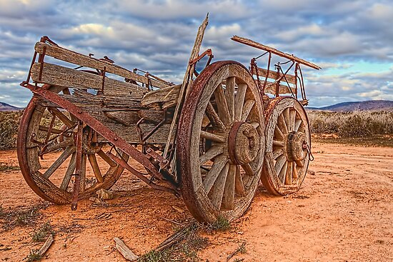 Abandoned • South Australia • Australia by William Bullimore