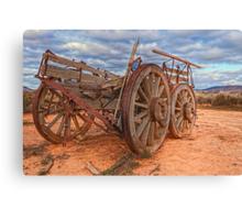 Abandoned • South Australia • Australia Canvas Print