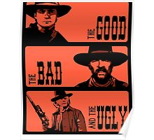 BTTF: The good, the bad and the ugly Poster