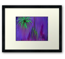 PURPLE PASSION!!!! Framed Print