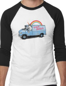 Unicreep Men's Baseball ¾ T-Shirt