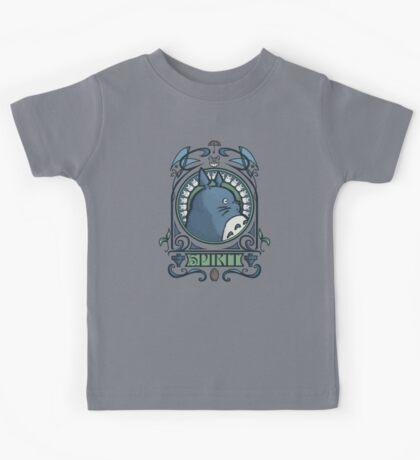 Forest Spirit Nouveau Kids Clothes