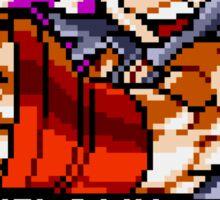 Evil Ryu Sticker