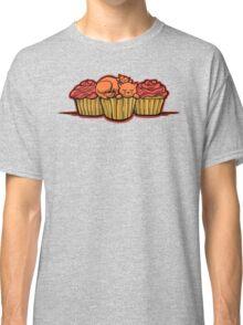 Cupcake Cats Classic T-Shirt