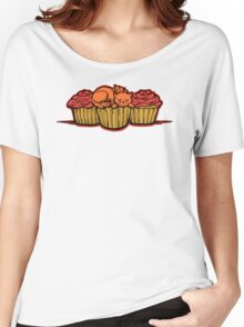 Cupcake Cats Women's Relaxed Fit T-Shirt