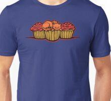 Cupcake Cats Unisex T-Shirt