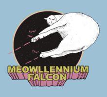 Meowllennium Falcon by wytrab8