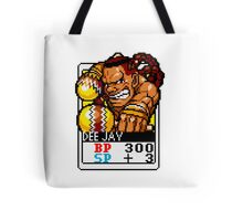 DeeJay Tote Bag