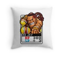 DeeJay Throw Pillow