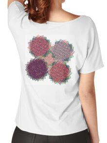 Floral Mix Women's Relaxed Fit T-Shirt