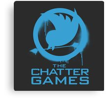 The Chatter Games Canvas Print