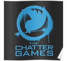 The Chatter Games Poster