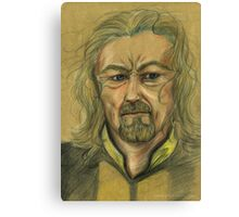 Theoden King of Rohan Canvas Print