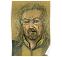 Theoden King of Rohan Poster