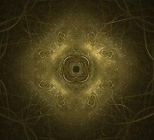 Druid Fractal by Ricky Pfeiffer