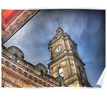 Prince Alfred Clock Tower Poster