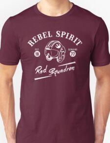 Red Squadron Unisex T-Shirt