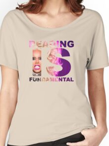 Reading Is Fundamental Women's Relaxed Fit T-Shirt