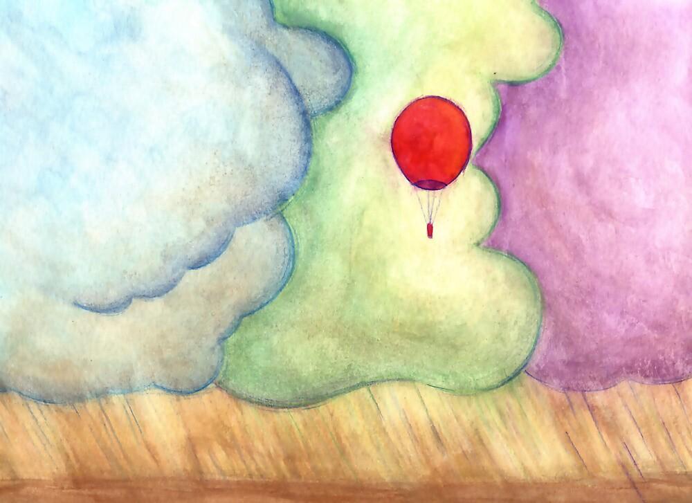 Clouds II by Tim Gorichanaz