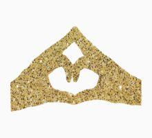 Glitter Alpha Love by rosiestelling