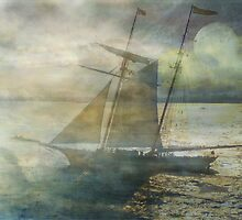 Sailing to the Moon by Sarah Vernon