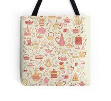 Teapots #5 Tote Bag