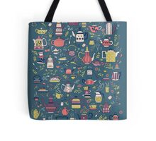 Teapots #3 Tote Bag