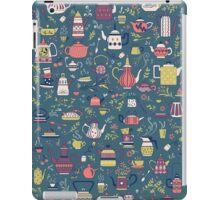 Teapots #3 iPad Case/Skin