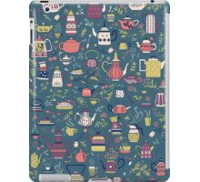 Teapots #3 iPad Case/Skin