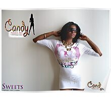 Sweets Candymodel  Poster