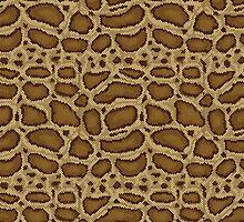Python Textile by Lisann