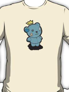 Blue Dead Bear T-Shirt