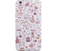 Teapots #1 iPhone Case/Skin