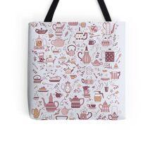 Teapots #1 Tote Bag