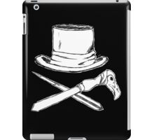 Syndicate inspired pirate flag iPad Case/Skin