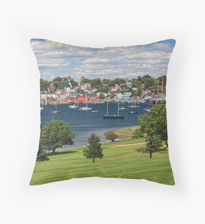 Lunenburg Throw Pillow