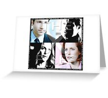 i still want to believe - the x-files Greeting Card